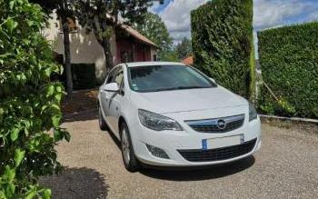 Opel Astra Epinal
