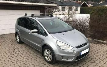Ford S-Max Nice