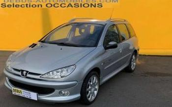 Peugeot 206 Puy-Guillaume