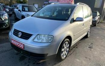 Volkswagen Touran Quessoy