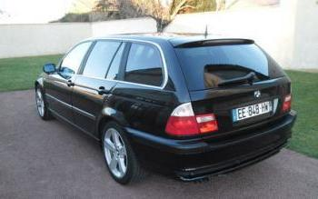 Bmw serie 3 lussant