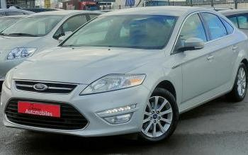Ford Mondeo Rennes