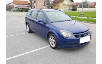 Opel Astra Fougères