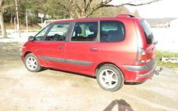 Renault Espace Neuilly-sur-Suize