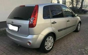 Ford Fiesta Tulle