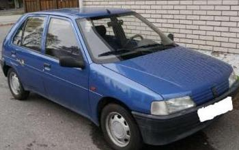Peugeot 106 Troyes