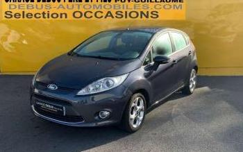 Ford Fiesta Puy-Guillaume
