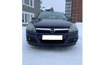 Opel Astra Pébées
