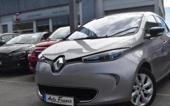 Renault Zoe Neuilly-sur-Marne