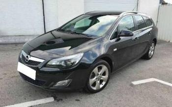 Opel Astra Les-Angles
