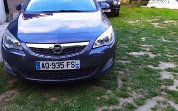 Opel Astra Maromme